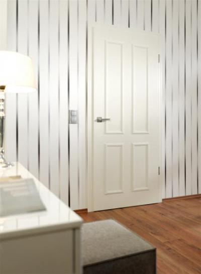 Klasszikus fehér fa ajtó - belső továbbiak ötlet, klasszikus stílusban