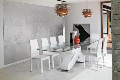 Eclipse kihúzható étkezőasztal - konyha / étkező ötlet, modern stílusban