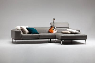 City kanapé - nappali ötlet, modern stílusban