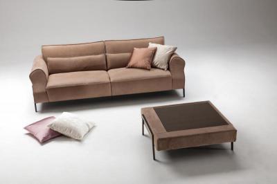 Keros kanapé - nappali ötlet, modern stílusban