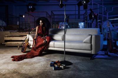 Mykonos kanapé - nappali ötlet, modern stílusban