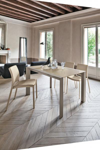 Meteora plus étkezőasztal - nappali ötlet, modern stílusban