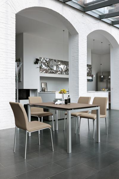 Auriga kihúzható étkezőasztal - konyha / étkező ötlet, modern stílusban
