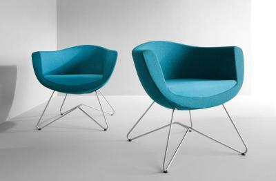 Sorriso design fotel - nappali ötlet, modern stílusban