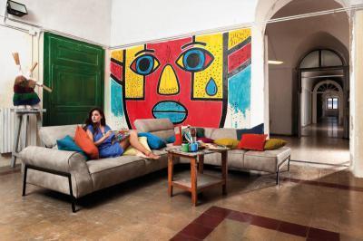 Zante kanapé - nappali ötlet, modern stílusban