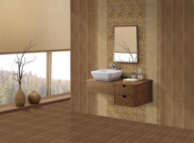 Zalakerámia Forest burkolólapok - fürdő / WC ötlet, modern stílusban