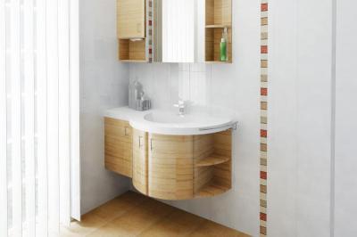 Zalakerámia Carneval burkolólapok - fürdő / WC ötlet, modern stílusban