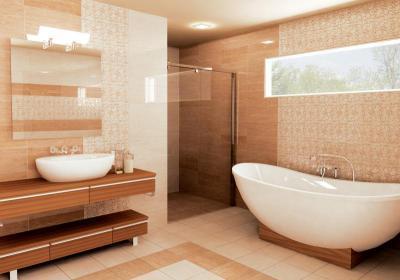 Zalakerámia Firenze burkolólap család - fürdő / WC ötlet, modern stílusban