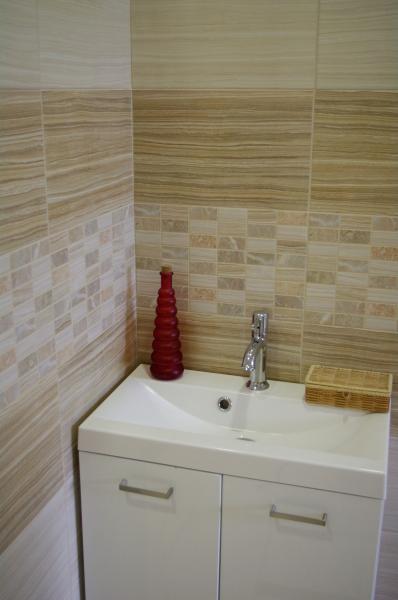 Zalakerámia Eramosa burkolólap család - fürdő / WC ötlet, modern stílusban