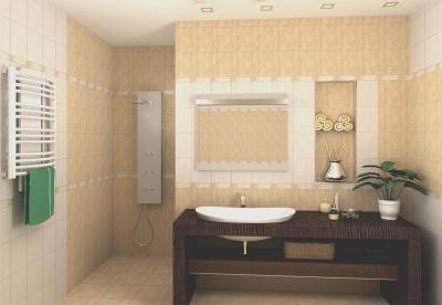 Zalakerámia Tiberis burkolólap család - fürdő / WC ötlet, modern stílusban