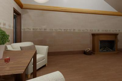 Zalakerámia Albero burkolólap család - nappali ötlet, modern stílusban