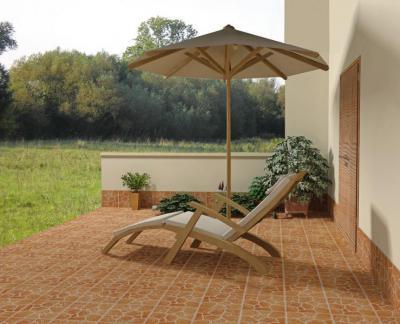 Zalakerámia Terazza burkolólap család - erkély / terasz ötlet, modern stílusban