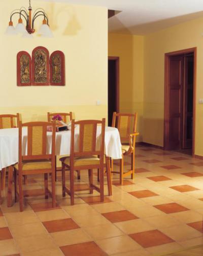 Zalakerámia Galicia burkolólap család - konyha / étkező ötlet, klasszikus stílusban