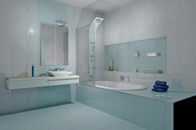 Zalakerámia Kitti burkolólap család - fürdő / WC ötlet, modern stílusban