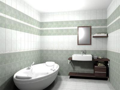 Zalakerámia Mura burkolólap család - fürdő / WC ötlet, modern stílusban