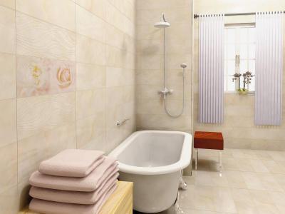 Zalakerámia Gemma burkolólap család - fürdő / WC ötlet, klasszikus stílusban
