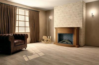 Zalakerámia Brick burkolólap család - nappali ötlet, klasszikus stílusban