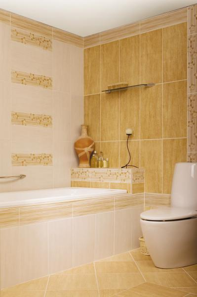 Zalakerámia Calabria burkolólap család - fürdő / WC ötlet, mediterrán stílusban