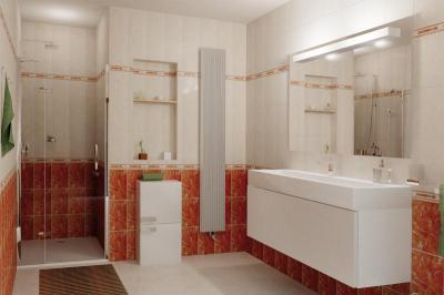 Zalakerámia Ibiza burkolólap család - fürdő / WC ötlet, klasszikus stílusban