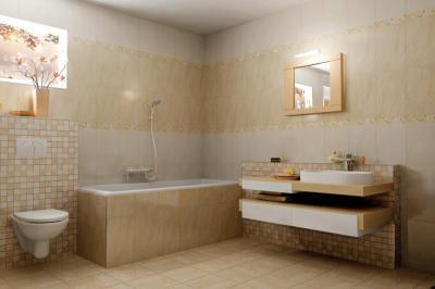 Zalakerámia Suzy burkolólap család - fürdő / WC ötlet, klasszikus stílusban