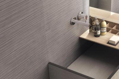 Supergres Art Bagno Graphite Cement - fürdő / WC ötlet, modern stílusban