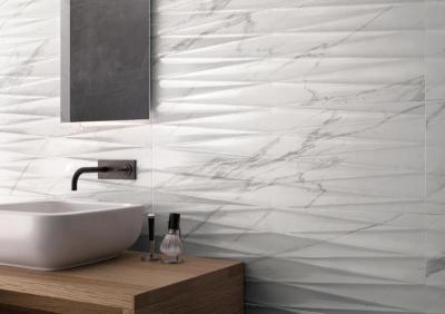 Supergres Purity Statuario Bagno - fürdő / WC ötlet, modern stílusban