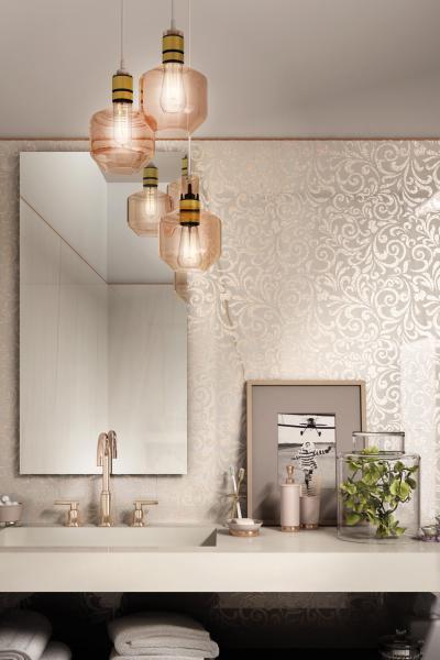 Supergres Purity Bagno Lasa - fürdő / WC ötlet
