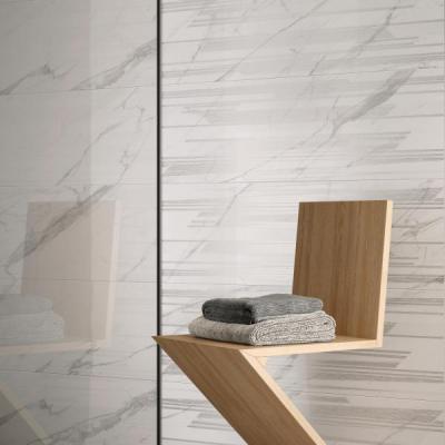 Supergres Purity Bagno Statuario - fürdő / WC ötlet, minimál stílusban