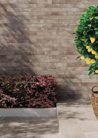 Story Bronze Brick - külső továbbiak ötlet, modern stílusban