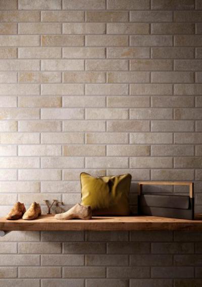 Story Ivory Brick - belső továbbiak ötlet, rusztikus stílusban