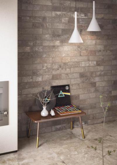 Story Ivory 45X90 Bronze Brick - belső továbbiak ötlet, modern stílusban