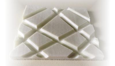 Linea Cross festetlen, nincs felületkezelve