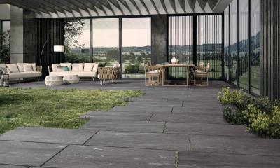 Stonework T20 Lugnez 60x120 Esterno - erkély / terasz ötlet, modern stílusban