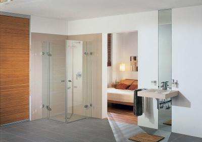 Lambda Wedi építőlemez alkalmazása a belsőépítészetben - fürdő / WC ötlet, modern stílusban
