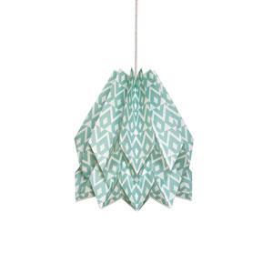 Orikomi ˝Törzsi˝ origami lámpaernyő