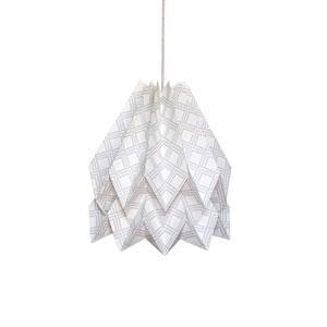 Orikomi ˝Bennszülött˝ origami lámpaernyő