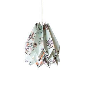 Orikomi ˝Kis madár˝ - origami lámpaernyő