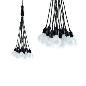 Leitmotiv Lámpacsokor, fekete