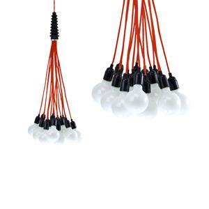Leitmotiv Lámpacsokor, piros