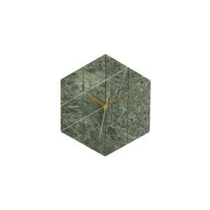 Karlsson Hexagon falióra, zöld