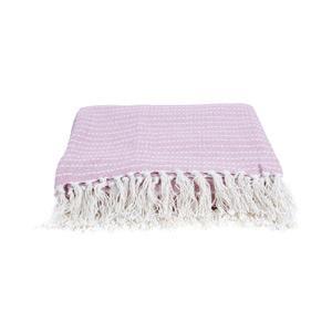 Könnyű takaró, púderrózsaszín - erkély / terasz ötlet, modern stílusban