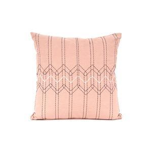 Present Time Díszpárnahuzat, stitch, pasztell rózsaszín, 45x45