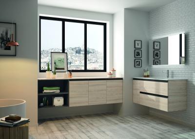 Salgar Spirit fürdőszoba szekrény polccal - fürdő / WC ötlet, modern stílusban
