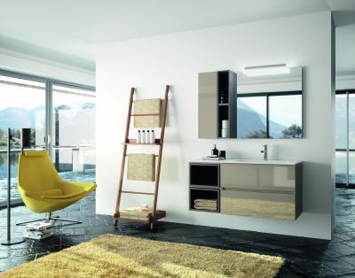Salgar Fussion fürdőszoba bútor - fürdő / WC ötlet, modern stílusban