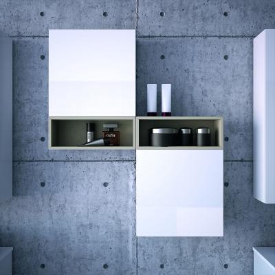Salgar Fussion falitároló - fürdő / WC ötlet, modern stílusban