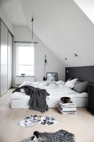Tetőterek32 - tetőtér ötlet, modern stílusban