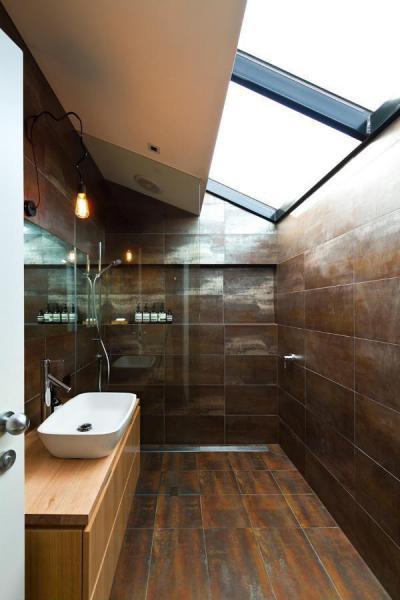 Tetőterek33 - tetőtér ötlet, modern stílusban
