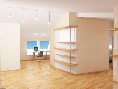 Az egyszerűség kedvéért - tetőtér ötlet, minimál stílusban