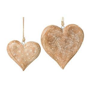 Boltze Szív - függő dekoráció