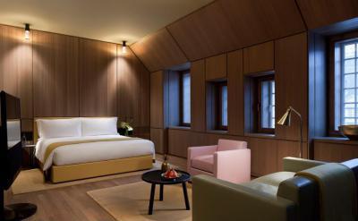 Tetőtéri összhang - tetőtér ötlet, modern stílusban